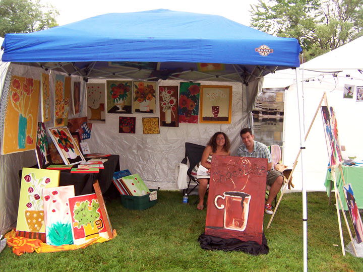 Keuka Arts Festival Artists