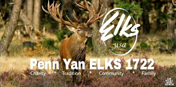 Penn Yan Elks Lodge #1722